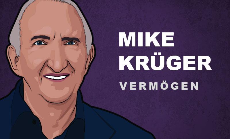 Mike Krüger Vermögen
