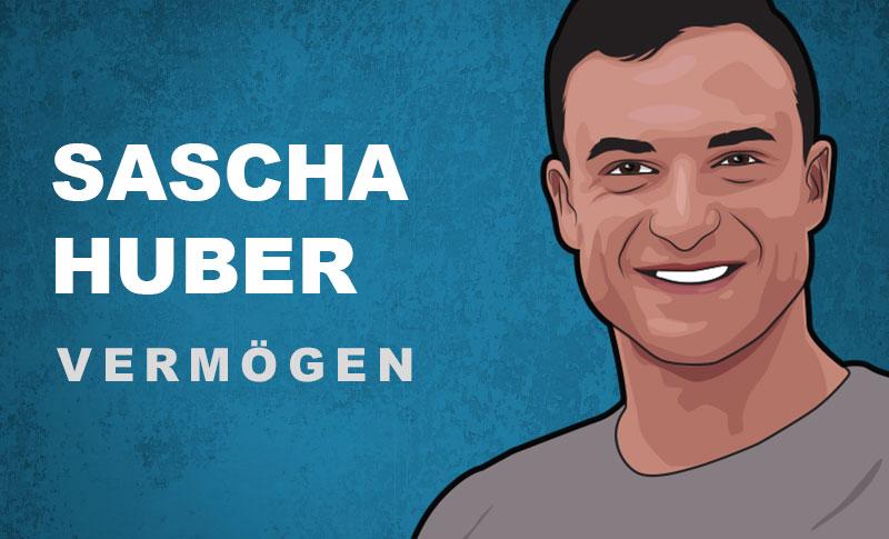 Sascha Huber Vermögen
