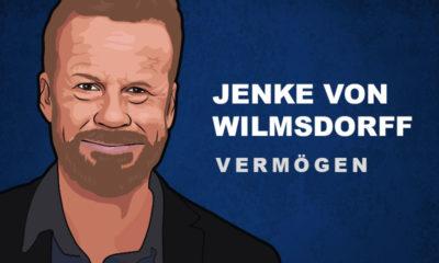 Jenke von Wilmsdorff Vermögen