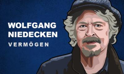 Wolfgang Niedecken Vermögen