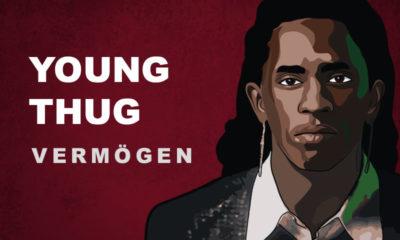 Young Thug Vermögen