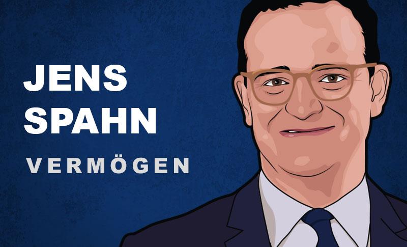 Jens Spahn Vermögen