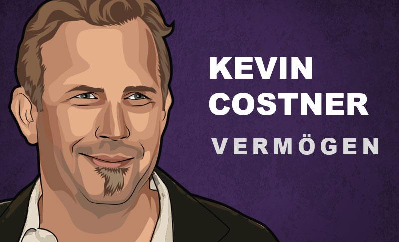 Kevin Costner Vermögen