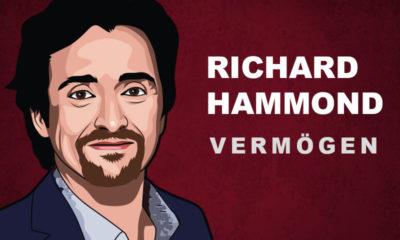 Richard Hammond Vermögen