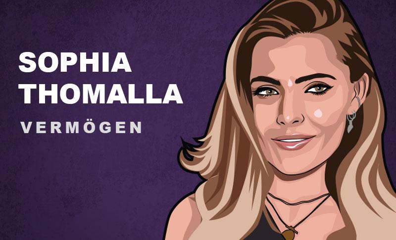 Sophia Tomalla Vermögen