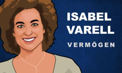 Isabel Varell Vermögen