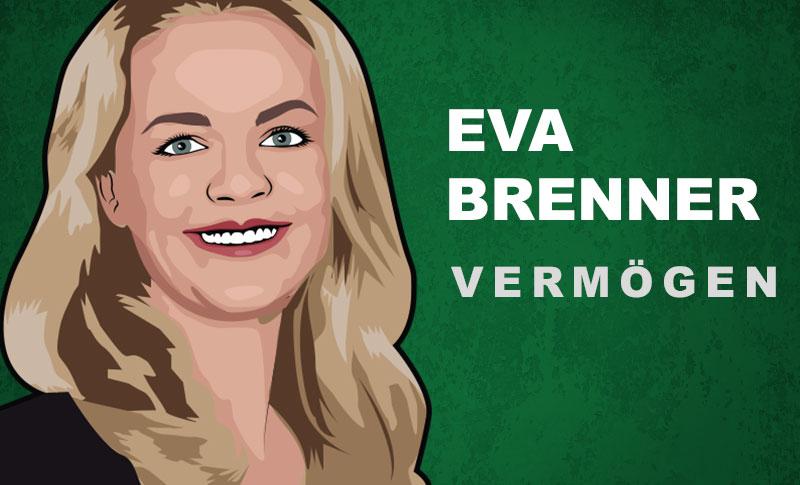 Eva Brenner Vermögen und Einkommen