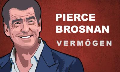 Pierce Brosnan Vermögen